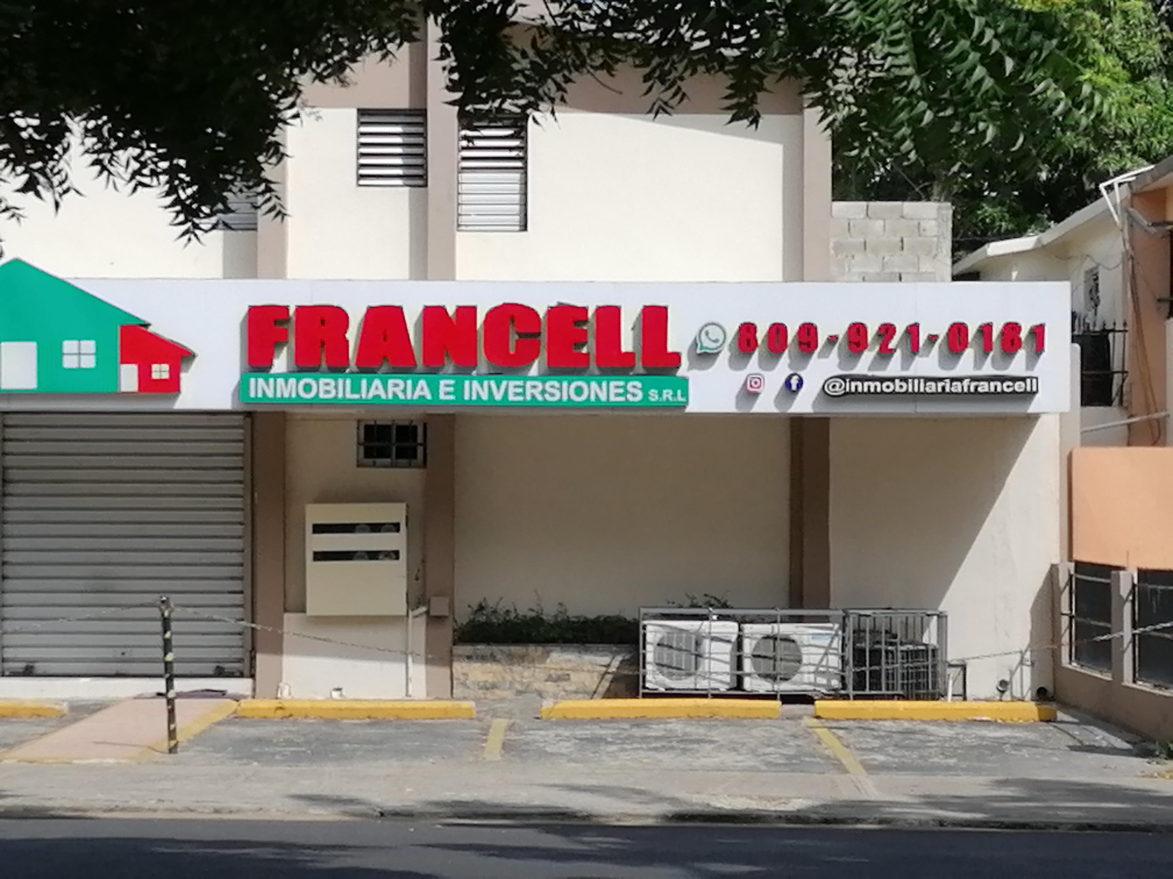 Francell INMOBILIARIA E INVERSIONES