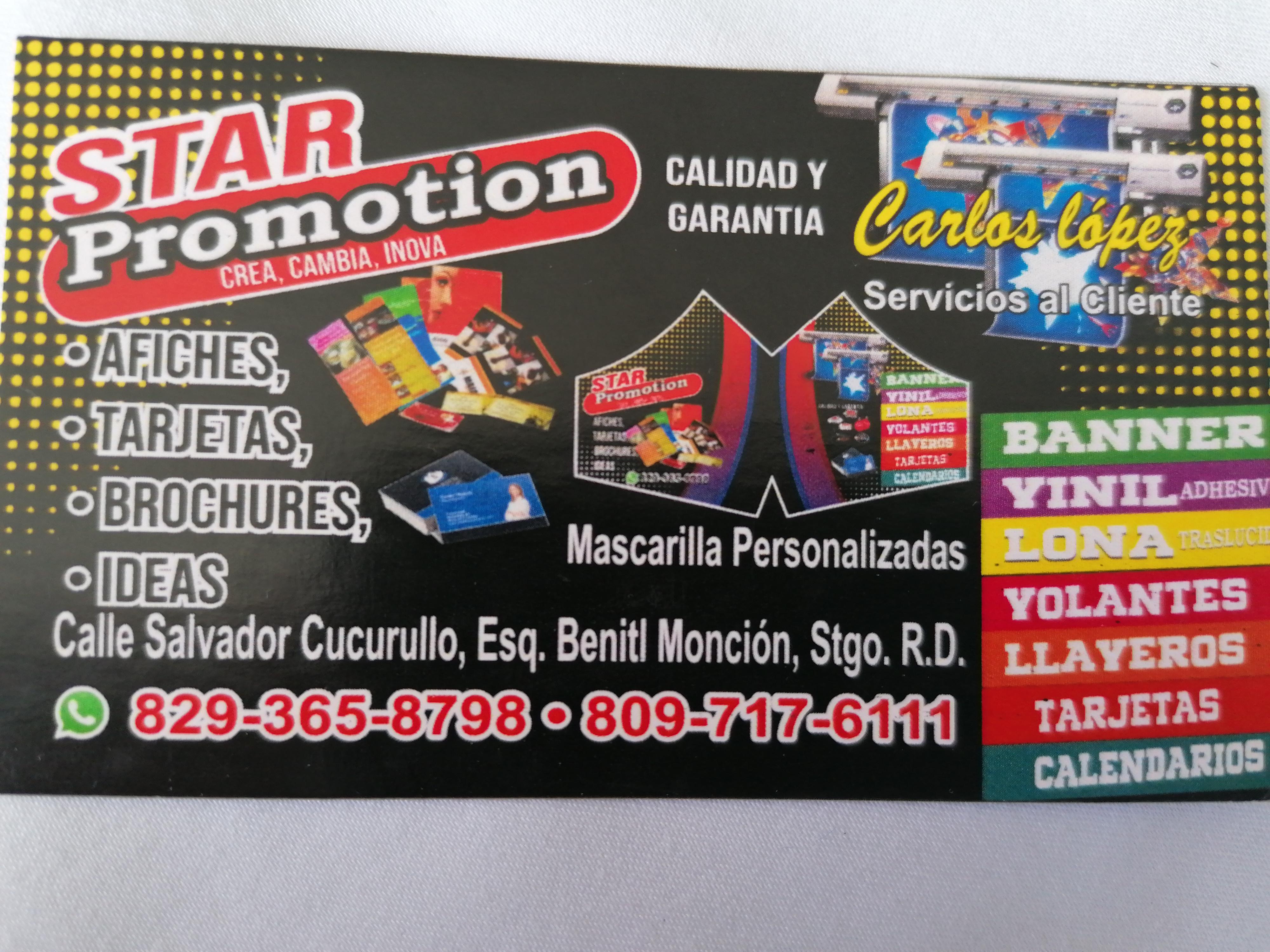 Start Promotion