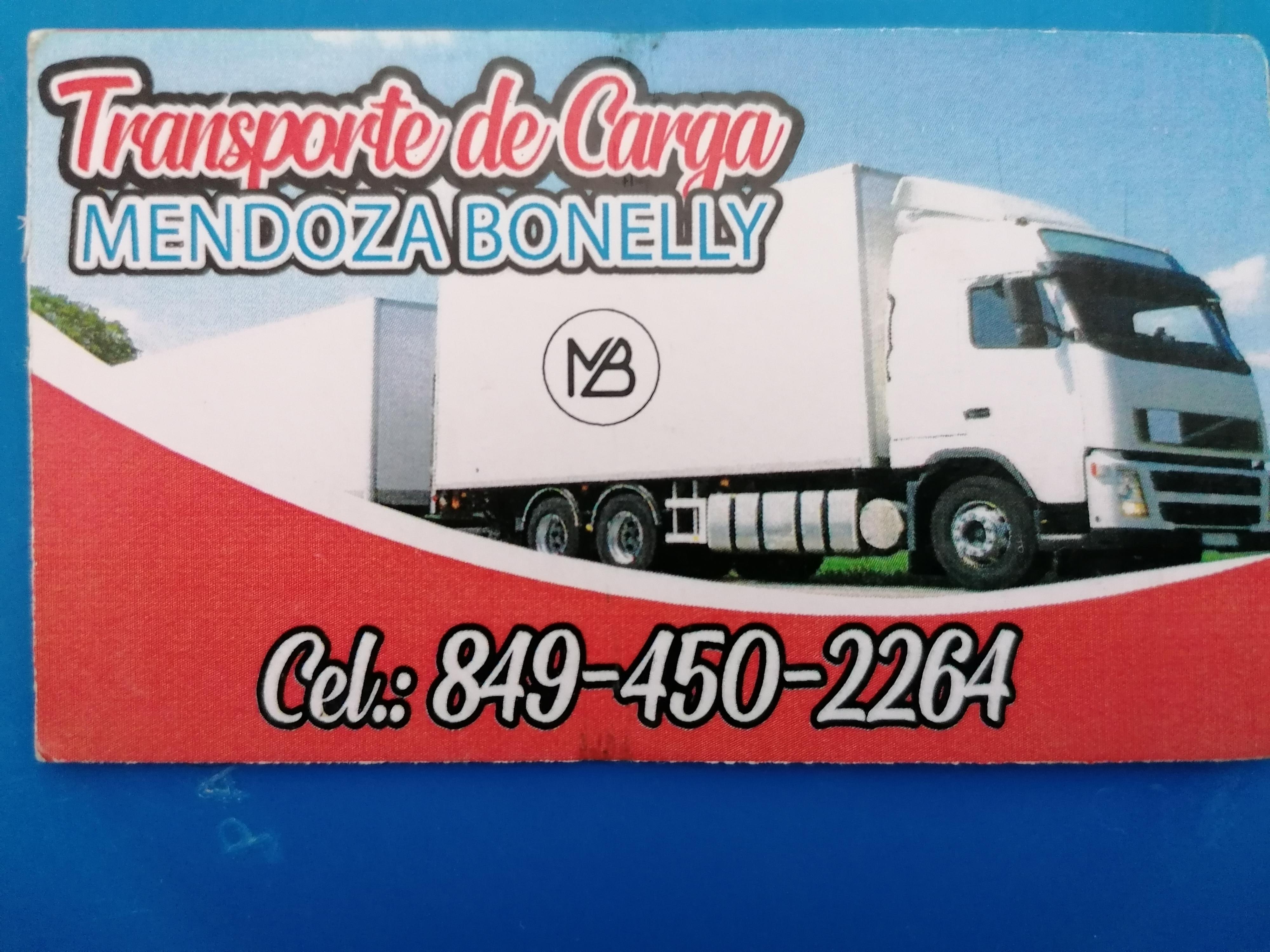 Transporte de Carga MENDODOZA BONELLI